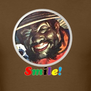 smile #6 - Men's T-Shirt