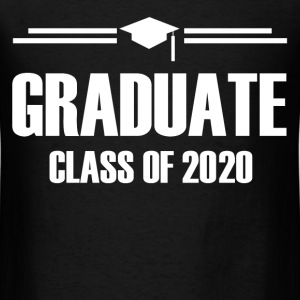 GRADUATE CLASS OF 20202.png T-Shirts - Men's T-Shirt