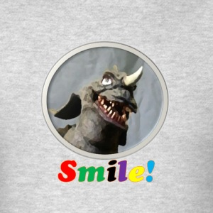 smile #7 - Men's T-Shirt