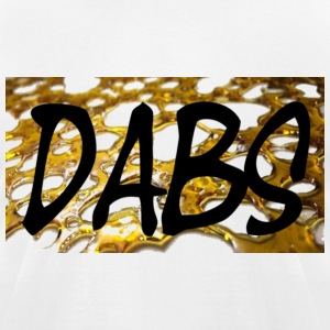 Dabs - Men's T-Shirt by American Apparel
