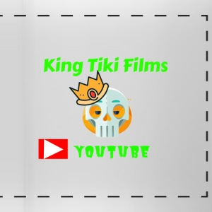 king tiki films mug - Panoramic Mug