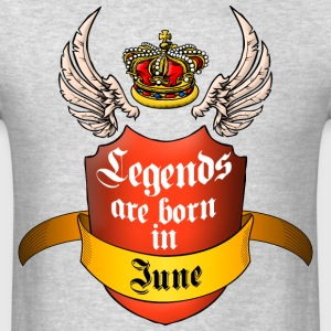 Legends June T-Shirts - Men's T-Shirt