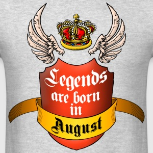 Legends August T-Shirts - Men's T-Shirt