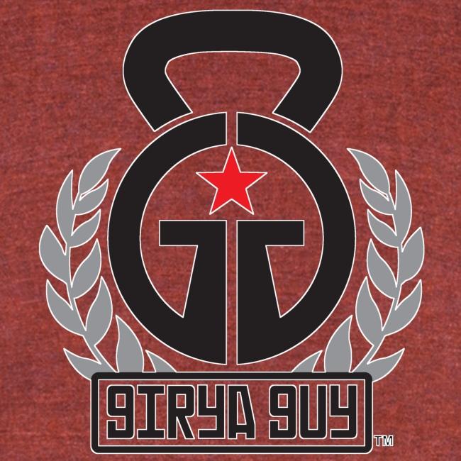 Girya GUY American Apparel Vintage Style Shirt