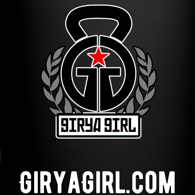 GiryaGirl.com Official Power-Up Mugs!