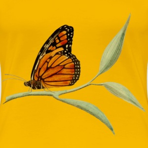 Monarch butterfly 2 - Women's Premium T-Shirt