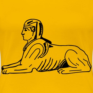 Sphinx - Women's Premium T-Shirt