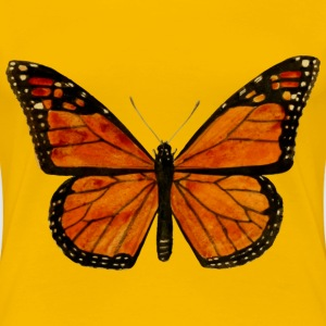 Monarch butterfly - Women's Premium T-Shirt