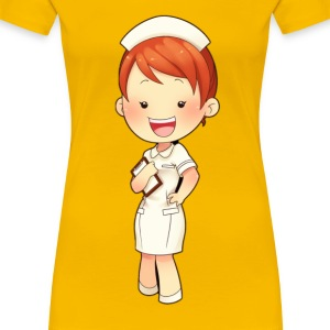Nurse - Women's Premium T-Shirt