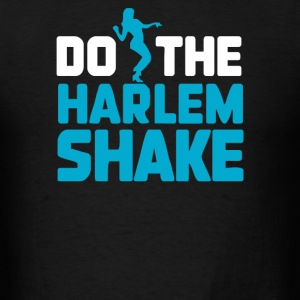 harlem shake - Men's T-Shirt
