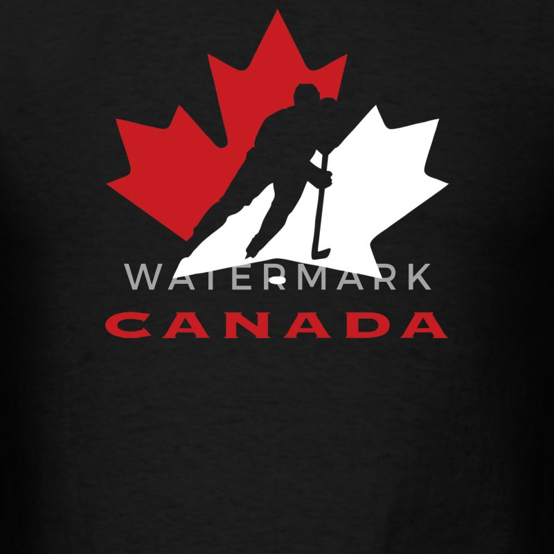 hockey canada - Men's T-Shirt
