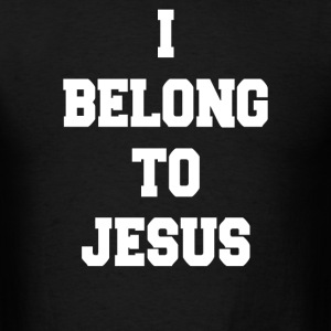 I BELONG TO JESUS - Men's T-Shirt