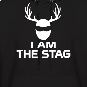 I Am The Stag Stag Night Hen Wedding - Men's Hoodie