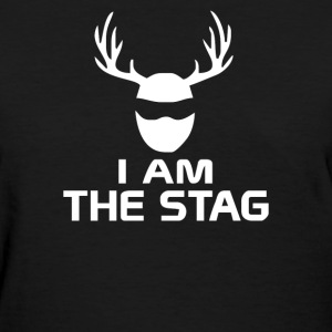 I Am The Stag Stag Night Hen Wedding - Women's T-Shirt