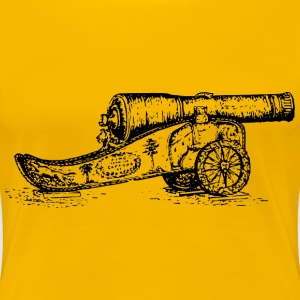 Cannon 2 - Women's Premium T-Shirt