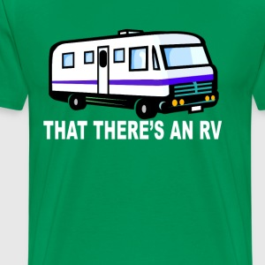 that_theres_an_rv_christmas_ - Men's Premium T-Shirt