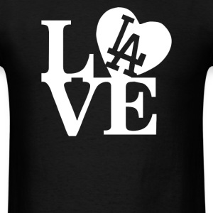I Love LA - Men's T-Shirt