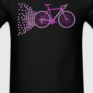 I Love Bike - Men's T-Shirt