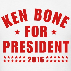 Ken Bone For President T-Shirts - Men's T-Shirt