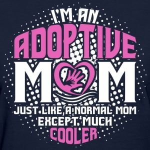 Adoptive Mom T-Shirts - Women's T-Shirt