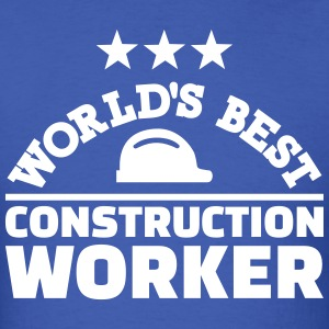 Construction worker T-Shirts - Men's T-Shirt