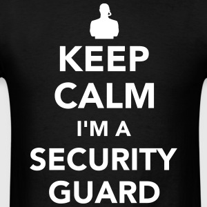 Security guard T-Shirts - Men's T-Shirt