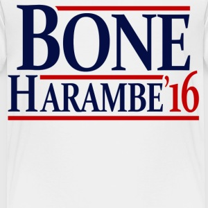 Harambe Bone.png Baby & Toddler Shirts - Toddler Premium T-Shirt