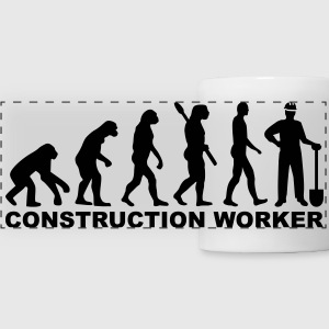 Construction worker Mugs & Drinkware - Panoramic Mug