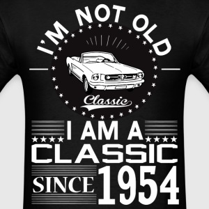 Classic since 1954 T-Shirts - Men's T-Shirt