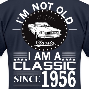 Classic since 1956 T-Shirts - Men's T-Shirt by American Apparel