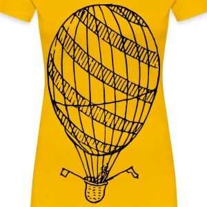 Balloon - Women's Premium T-Shirt