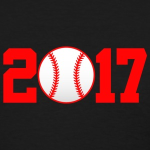 2017 Baseball red T-Shirts - Women's T-Shirt