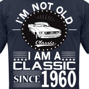 Classic since 1960 T-Shirts - Men's T-Shirt by American Apparel