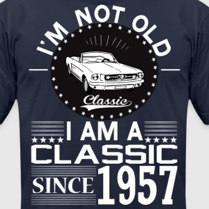Classic since 1957 T-Shirts - Men's T-Shirt by American Apparel