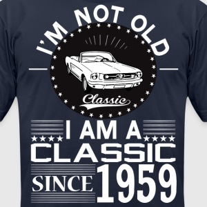 Classic since 1959 T-Shirts - Men's T-Shirt by American Apparel