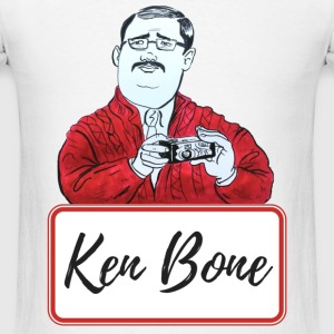 Ken Bone label T-Shirts - Men's T-Shirt