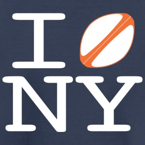 I rugbyball NY - TODDLER w/ plain back - Toddler Premium T-Shirt