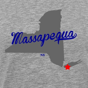 Massapequa NY - Men's Premium T-Shirt