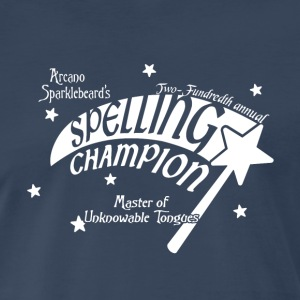 Spelling Champion Shirt - Men's Premium T-Shirt