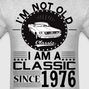 Classic since 1976 T-Shirts - Men's T-Shirt