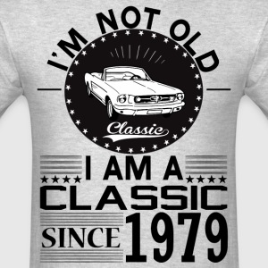 Classic since 1979 T-Shirts - Men's T-Shirt