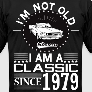 Classic since 1979 T-Shirts - Men's T-Shirt by American Apparel