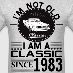 Classic since 1983 T-Shirts - Men's T-Shirt