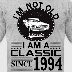 Classic since 1994 T-Shirts - Men's T-Shirt by American Apparel