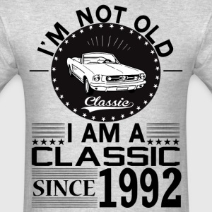 Classic since 1992 T-Shirts - Men's T-Shirt