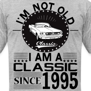 Classic since 1995 T-Shirts - Men's T-Shirt by American Apparel