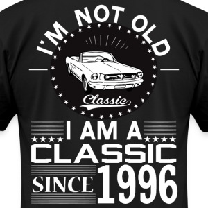 Classic since 1996 T-Shirts - Men's T-Shirt by American Apparel