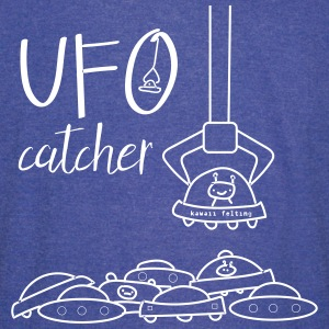 UFO Catcher Vintage Sport Tee in Royal Navy/White - Vintage Sport T-Shirt