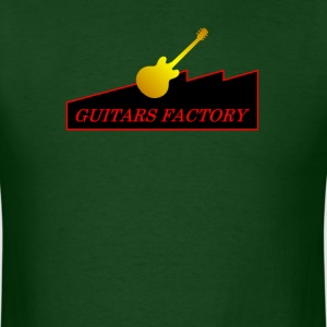 Guitars Factory  - Men's T-Shirt
