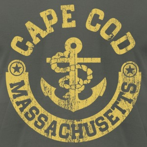 Vintage Cape Cod T-Shirts - Men's T-Shirt by American Apparel
